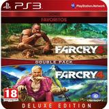 Far Cry 3 + Far Cry 4 Ps3 No Codigo