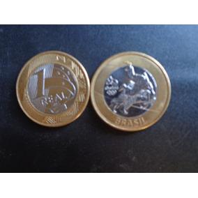 10 Moedas Box Jogos Olímpicos Frete R$ 10,00