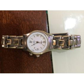 a1e4e6e06a83 Reloj Timex Indiglo Para Dama Alarma Y Fechador