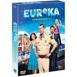 Box Dvd Eureka 3 Temporada Vol. 1
