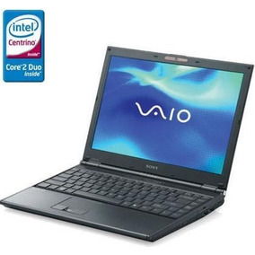 Notebook Sony Vaio Vgn-sz770an