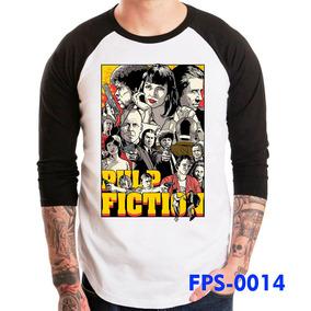 Playeras De Peliculas Cine De Culto Pulp Fiction