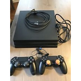 Brand Nerw Ps4 Pro Unlocked Factory