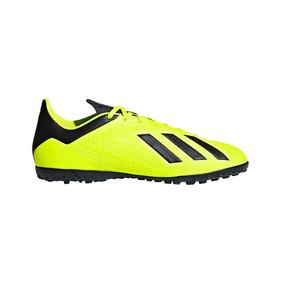 sports shoes 47c6e 336ac Botines Futbol 5 adidas X Tango 18.4 Turf Hombre