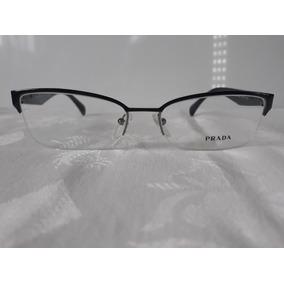 6b59dc8b6047a Oculos Prada Sps 53p - Óculos no Mercado Livre Brasil