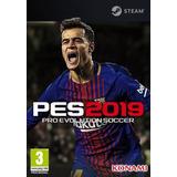 Pro Evolution Soccer (pes) 2019 Pc 100% Original Steam