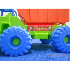 Smoby - Gulliver - Caminhão - Centro De Atividades