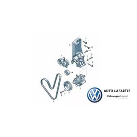 Parafuso Sextavado N90716901 Original Volkswagen