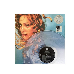 Lp Madonna Ray Of Ligth Clear Vinil Edição Black Friday