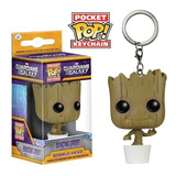 Funko Keychain: Guardians Of The Galaxy - Dancing Groot 6715