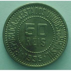 Moeda De 50 Réis De 1935 - Réplica