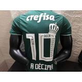 Camisa Comemorativa Do Palmeiras