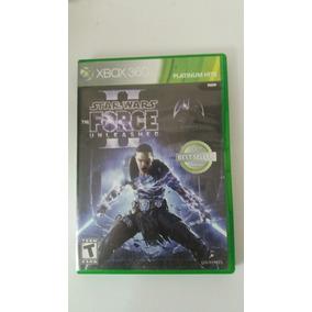 Star Wars Force Unleashed 2 Original Xbox 360