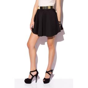 Falda Corta De Vuelo Sexy Minifalda Casual Fiesta Antro 74