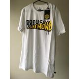 Camisa Original Tamanho G (large) Borussia Dortmund (branca)