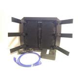 Netgear Tri-band Nighthawk Ac3200 R8000 X6s Gigabit Router