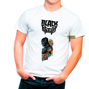 Playera Infinity War Black Panther Pantera Negra Wakanda 37b635120