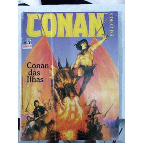 Conan Em Cores # 11 - Abril