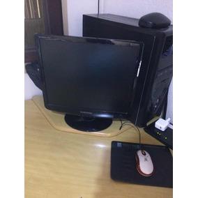 Computador De Mesa Com Monitor