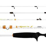 Vara Carret Albatroz Viper I - 1,68m 17 Lbs Frete Gratis Sp