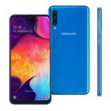 Samsung Galaxy A50 64gb Tela 6.4 Câmera 25mp+5mp+8mp 1.499
