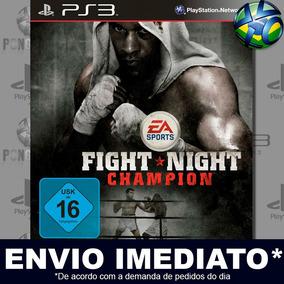 Fight Night Champion Ps3 Mídia Digital Envio Imediato