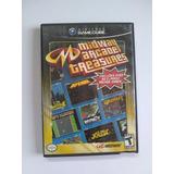 Juego Midway Arcade Treasures Gamecube