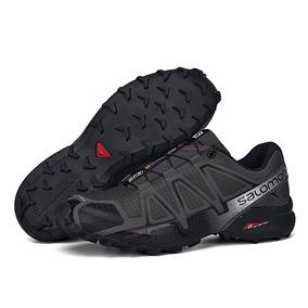 Tenis Speedcross 4 Cs Gray Black Matt