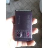 Celular Sony Ericsson W380 Com Flip Somente Chip Vivo