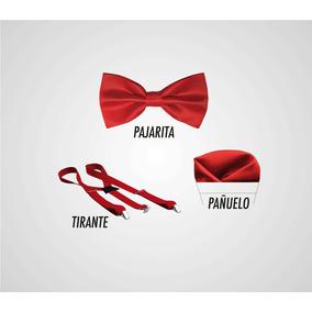 Corbata Michi Y Tirantes Pack Red, Somos Tienda