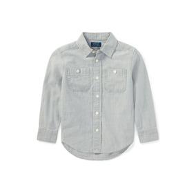 Camisa Polo Ralph Lauren Niños - Ropa y Accesorios en Mercado Libre ... 5f23d429069