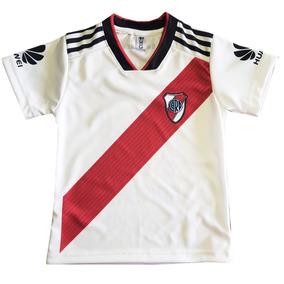 Camiseta Fútbol River Bebe Personalizada 2019 Sublimada