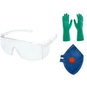 Oculos Para Laboratorio Quimica - Óculos De Sol no Mercado Livre Brasil b979ab9d66