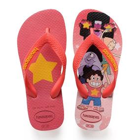 Chinelo Infantil Havaianas Kids Cartoon Network - Steven U