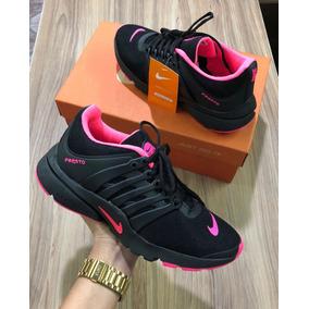 22bdf66557 Tenis Nike Presto Essential - Tênis para Feminino no Mercado Livre ...