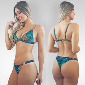 Biquini New Beach - Biquinis Feminino no Mercado Livre Brasil f6b444e92e