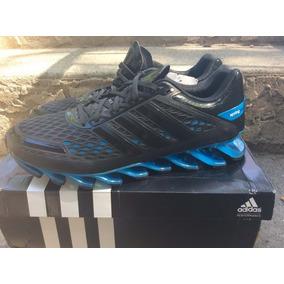 1a7232a2 Zapatillas Adidas Spring Blade Negra Hombres - Zapatillas en Mercado ...