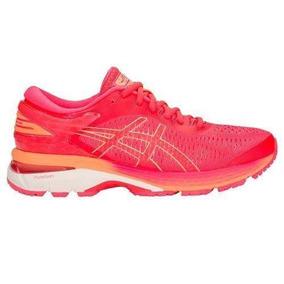 Tenis Asics Kayano 25 Rosa Para Dama - Run24