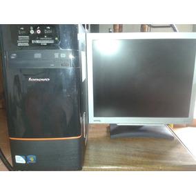 Computadora Lenovo H220 + Pantalla Benq