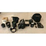 Nikon D5100 Y Lentes
