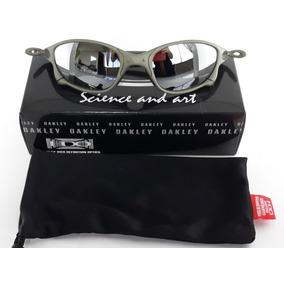 Óculos Oakley Double Xx Metal 24k Squared Penny Juliet Lupa b597468620