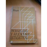 Probabilidade Meyer Pdf