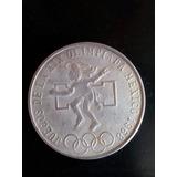 Moneda De Juegos Olimpicos 1968 Coleccionables En Mercado Libre Mexico
