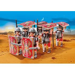 Playmobil 5393 Legionarios Romanos Soldados Ideal Regalo