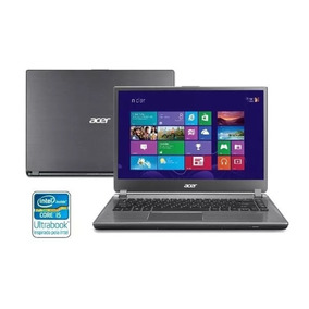Notebook Acer Aspire M5 481pt Core I5 + 6gb + Hd500
