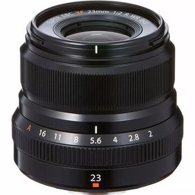 Lente Fuji Fujifilm Xf 23mm F/2 R Wr P/ Xt2 Xpro2 Xt20 Xt1