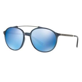 e86b7884275ce Bone Da Armani Exchange Azul - Óculos no Mercado Livre Brasil