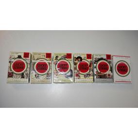 Box Cajas De Cigarrillos Lucky Strike