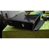 Consolas De Xbox 360 Slim, Control Y Juego. Envío Gratis