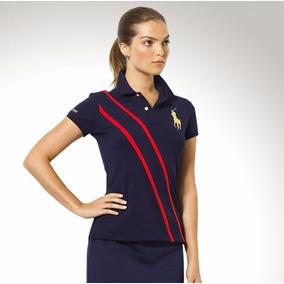 Camisa Polo Ralph Lauren Feminina Original - Tam  Pp - P1 bbb3372304f